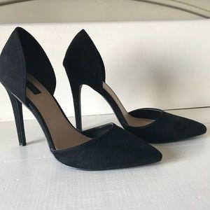 Forever 21 Shoes - Black heels